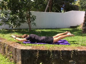 Prepare for Open Water Diver course at home with swimming exercises