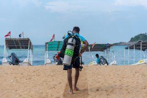 PADI Enriched Air Nitrox course in Sri Lanka