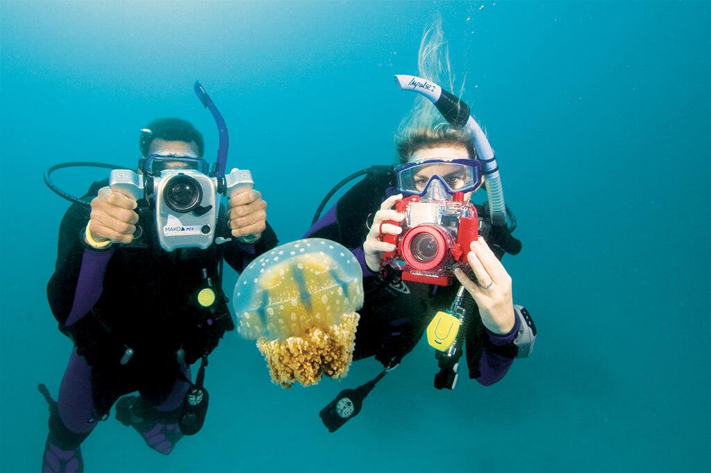 best PADI Underwater Photography Course with Divinguru in Sri Lanka