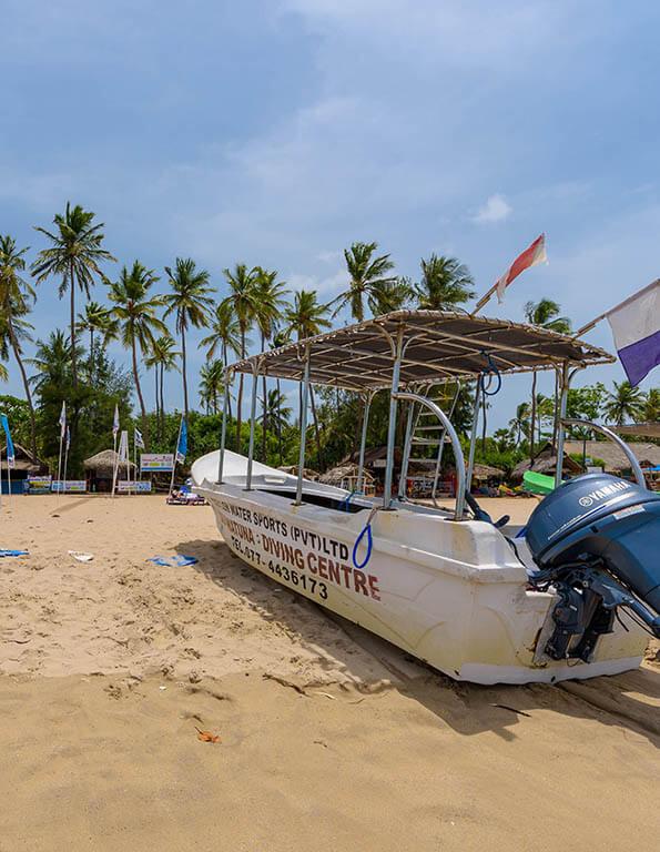 Boat Trincomalee