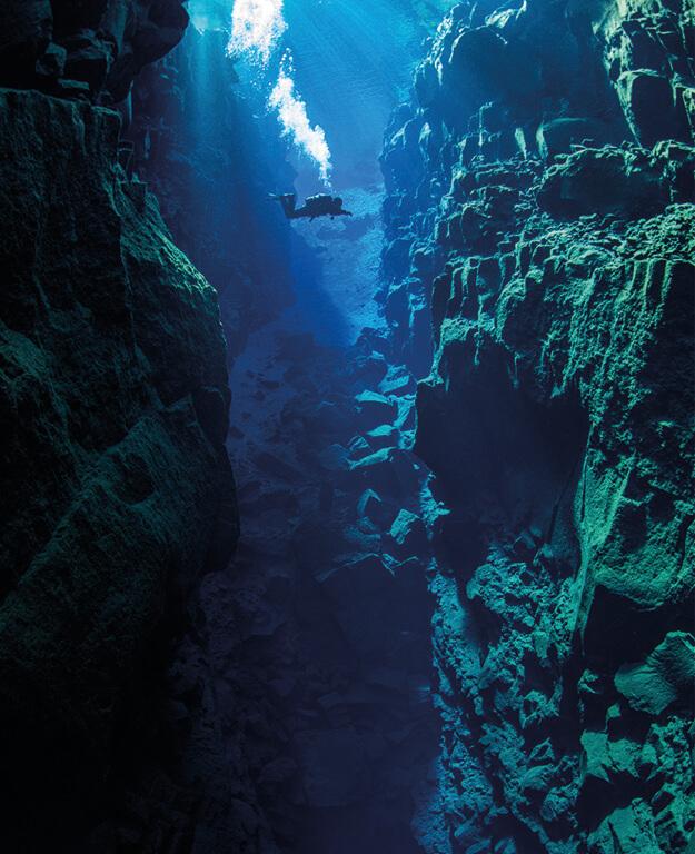 deep adventure dive with Divinguru