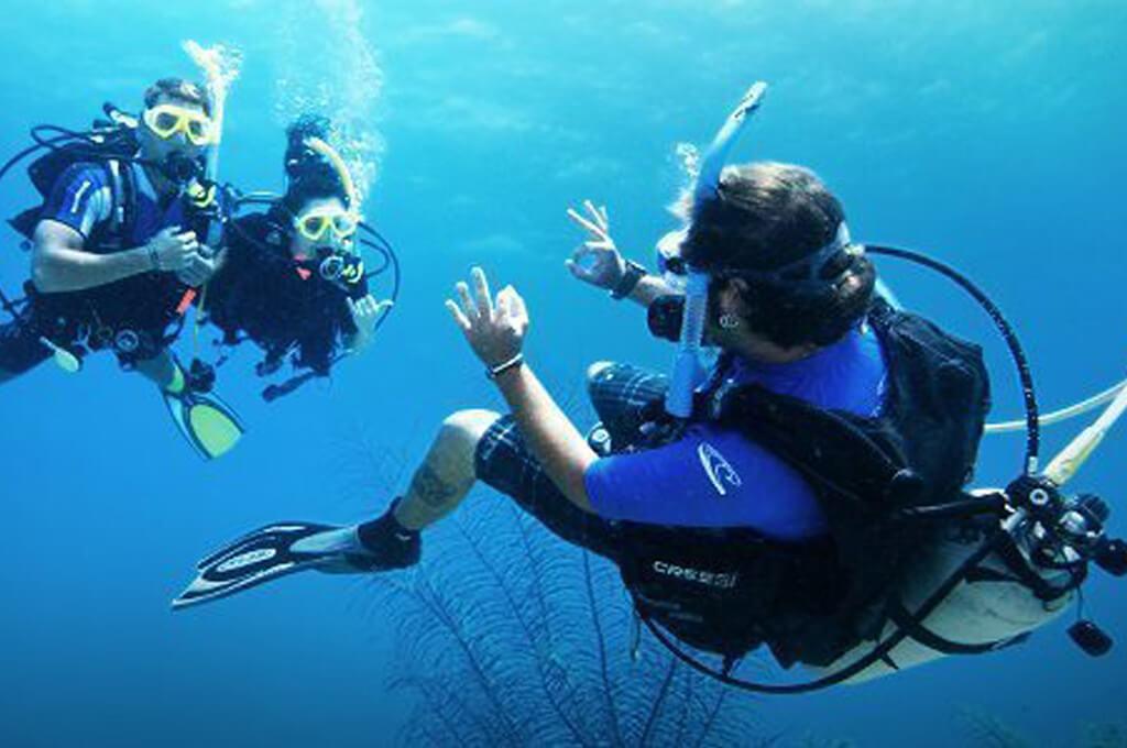 PADI Divemaster Course/ Internship in Sri Lanka with Divinguru