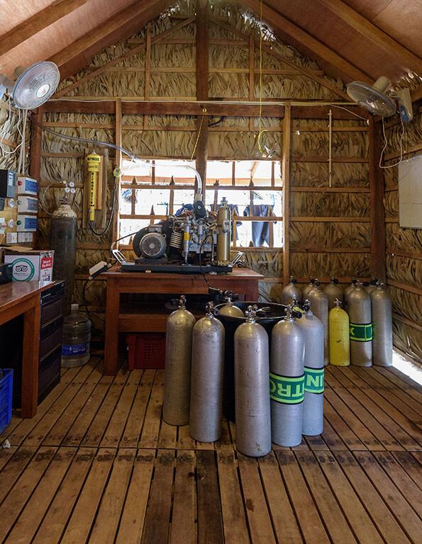 Equipment Room Trincomalee